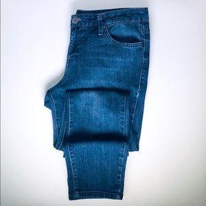 Nine West Cigarette Fit Skinny Jeans